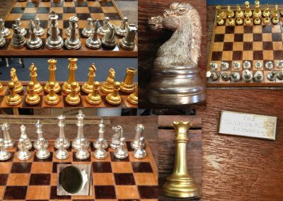 British Chess Company Royal Presentation Set 1893-94