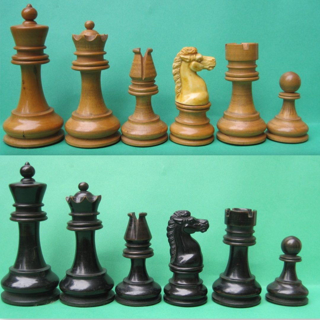 BCC Imperial Chess Set  c.1900-1901