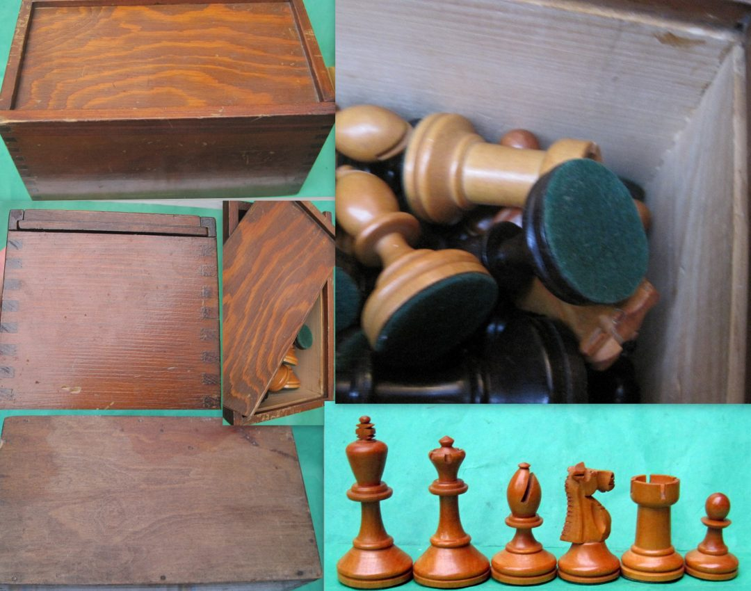 The Coldfield Set in original box