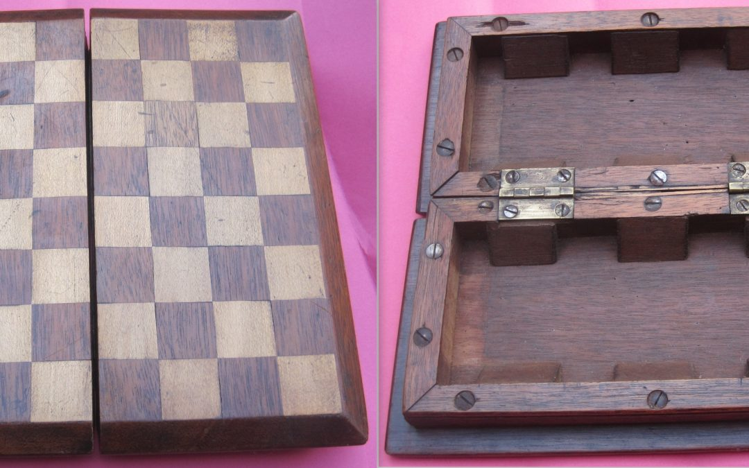 Chess Board possibly made for Hercules!???