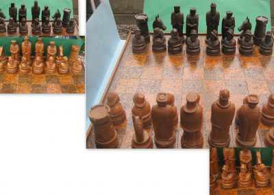 early 20th th century German figural set