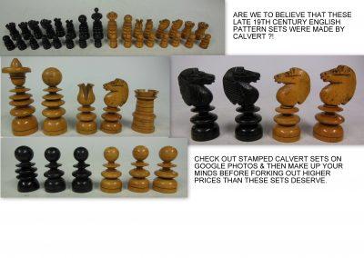 English Pattern so-called Calvert?!