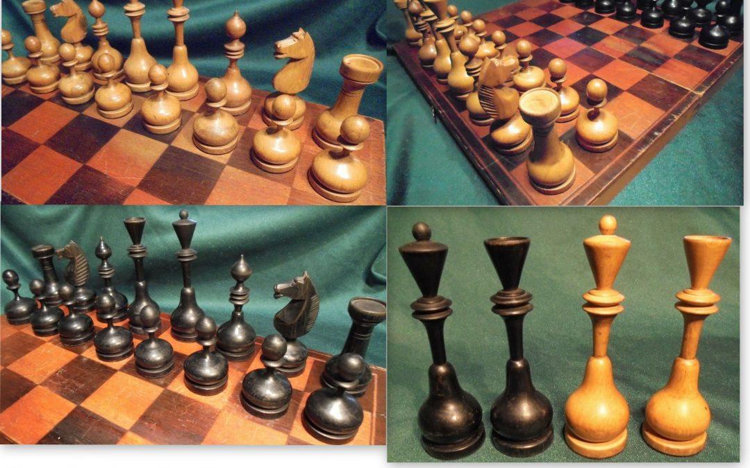 Russian playing set -1950's
